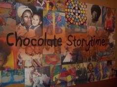 Chocolate Storytime Image