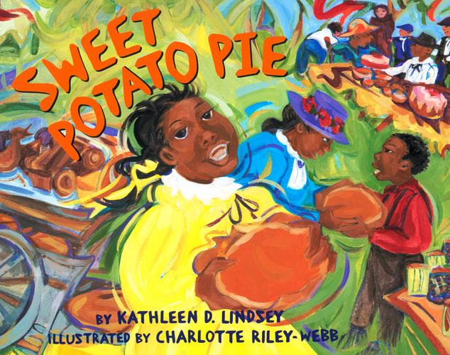 Sweet Potato Pie 2015