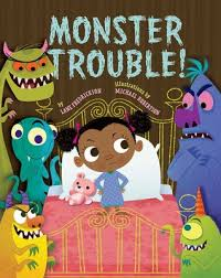 trouble monster