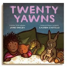 twenty yawns