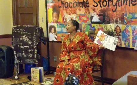 Chocolate Storytime 2018 23