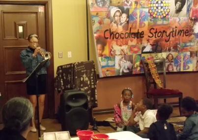 Chocolate Storytime 2018 45